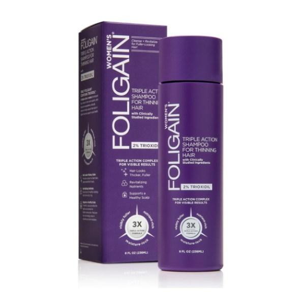 Foligain Shampoo for Women x 236ml