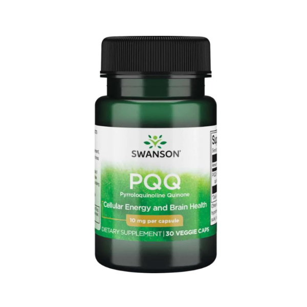 Swanson PQQ 10mg x 30