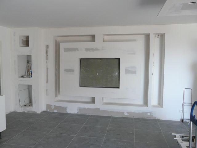 Placo Platr Decoration Mur Et Plafon