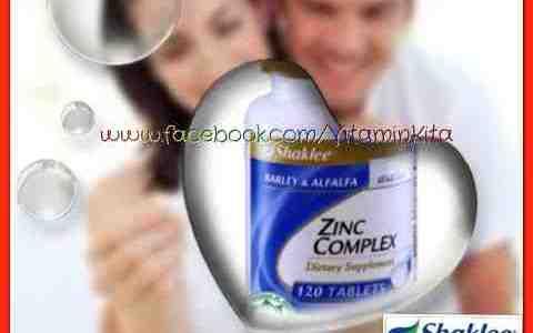 Zink – Jangan abaikannya untuk kesuburan