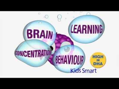 kepentingan Omega 3 untuk anak