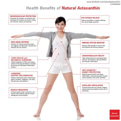 manfaat astaxanthin terhadap tubuh badan