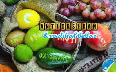 Antioksidan Dan Radikal Bebas Yang Perlu Kita Tahu