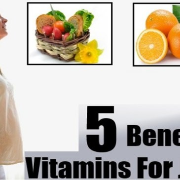 5 Beneficial Vitamins for Joints