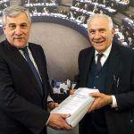 Uno di Noi, presentate la firme di oltre 3000 specialisti al presidente Antonio Tajani