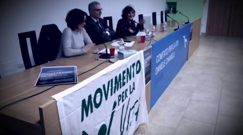 """Mpv Perugia: """"Fine vita, riguarda tutti"""""""