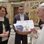 Papa Francesco al MPV Italiano: accoglienza per chi è ancora nel grembo