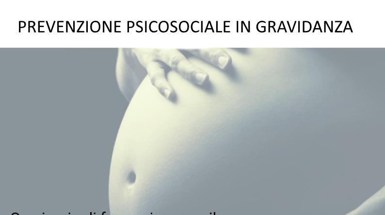"""MPV Perugia: evento """"Diventare madri: un'esperienza psicologica da comprendere"""" – Tutte le info"""