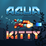 Aqua Kitty Milk Mine Defender Playstation Mobile 01