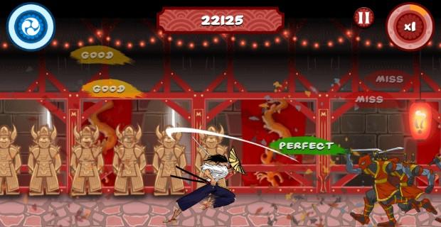 Samurai Beatdown PS Mobile