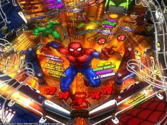 Zen Pinball 2 - Marvel Pinball