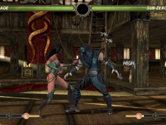 Mortal Kombat PS Vita 20