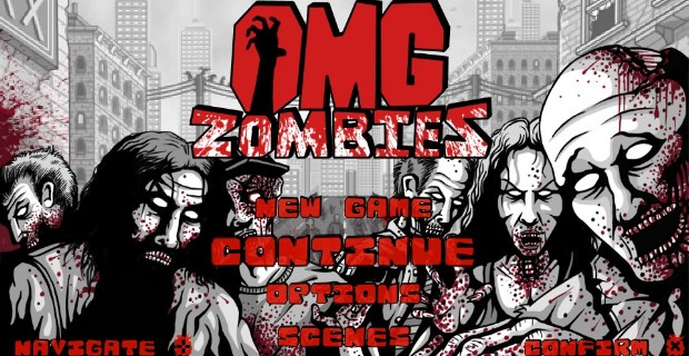 OMG-Zombies Playstation Mobile