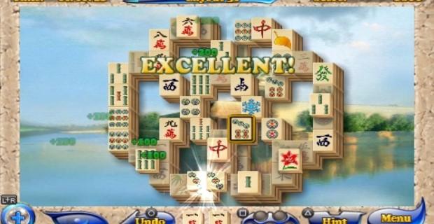 Mahjongg Artifacts PSP Minis
