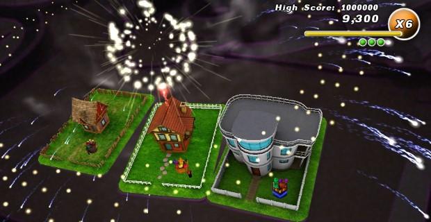 Fireworks PS Vita
