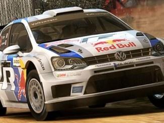WRC FIA World Rally Championship 4 PS Vita