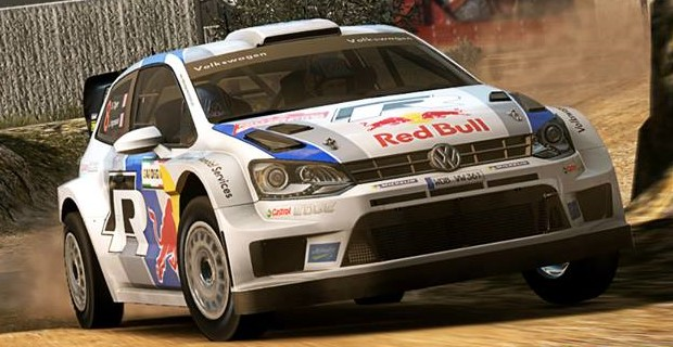 WRC FIA World Rally Championship 4 PS Vita
