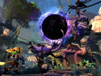 Ratchet And Clank Nexus PS3