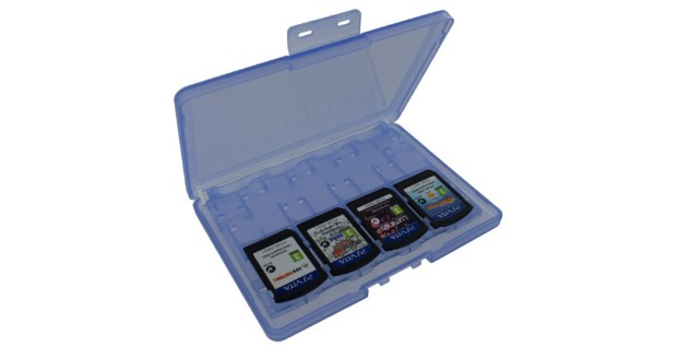 Assecure 18 In 1 Game And Memory Card Holder Storage Case PS Vita