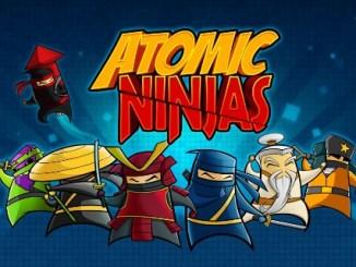 Atomic Ninjas PS Vita