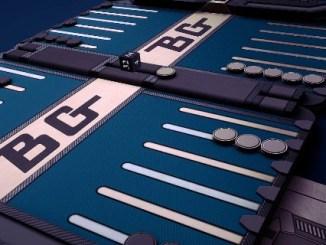 Backgammon Blitz PS Vita