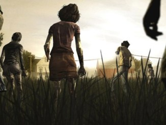 The Walking Dead PS Vita