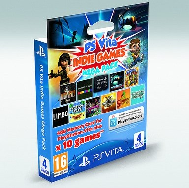 Indie Games Mega Pack PS Vita