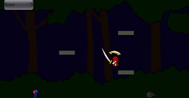 Frog Ninja PlayStation Mobile