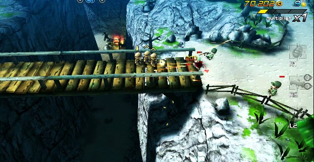 Tiny Troopers Joint Ops PS Vita 09