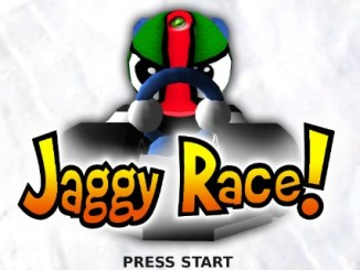 Jaggy Race PlayStation Mobile