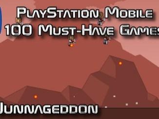 100 Best PlayStation Mobile Games 008 - Nunnageddon