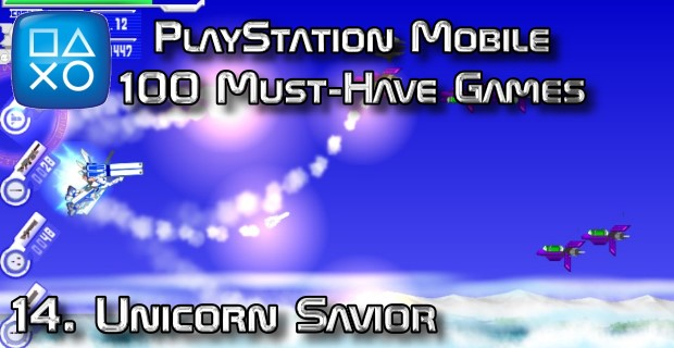 100 Best PlayStation Mobile Games 014 - Unicorn Savior