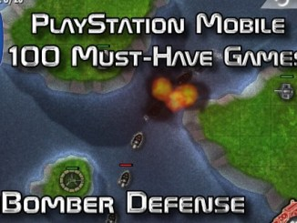 100 Best PlayStation Mobile Games 019 - iBomber Defense