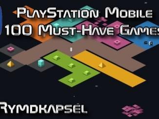 100 Best PlayStation Mobile Games 021 - Rymdkapsel