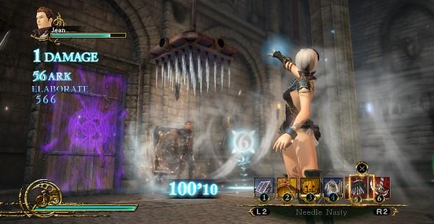 Deception IV The Nightmare Princess PS Vita