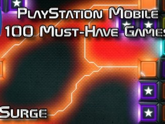 100 Best PlayStation Mobile Games 037 - Surge