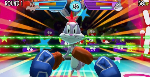 Looney Toons Galactic Sports PS Vita