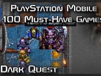 100 Best PlayStation Mobile Games 042 - Dark Quest