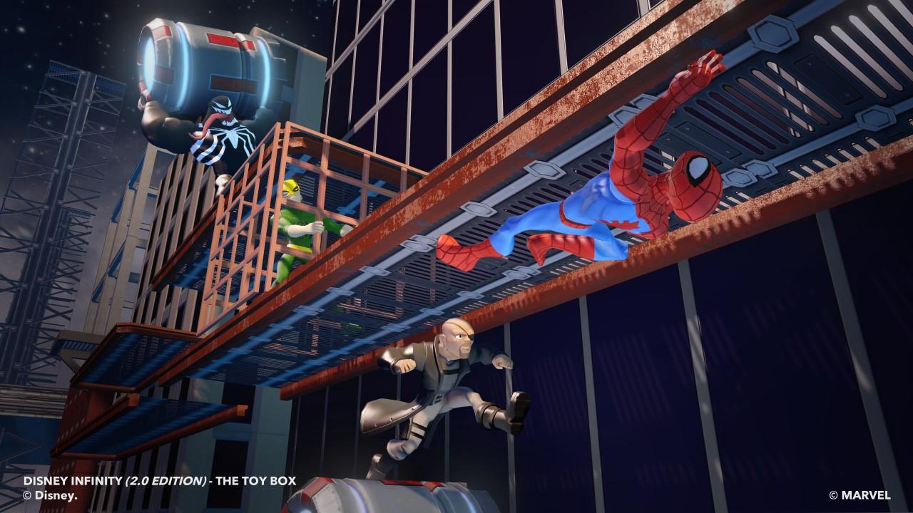 Disney Infinity 2.0 Spider-Man 1