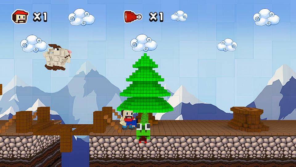 Pixel Hunter PS Vita 02