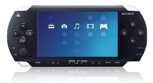 The PSP's 80 million shipped units are, I'm guessing, not touted as successful due to the rather large pirate community around it.