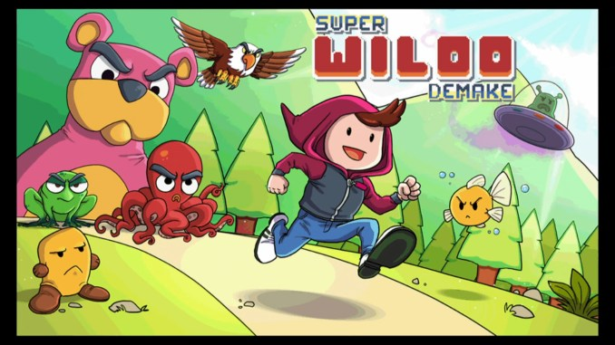 Super Wiloo Demake