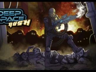 Deep Space Rush