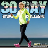 30-Day Steps Challenge