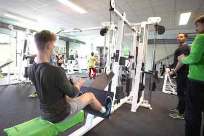 Vita Sports Kraft und freies Training 1