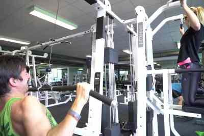 Vita Sports Kraft und freies Training 2
