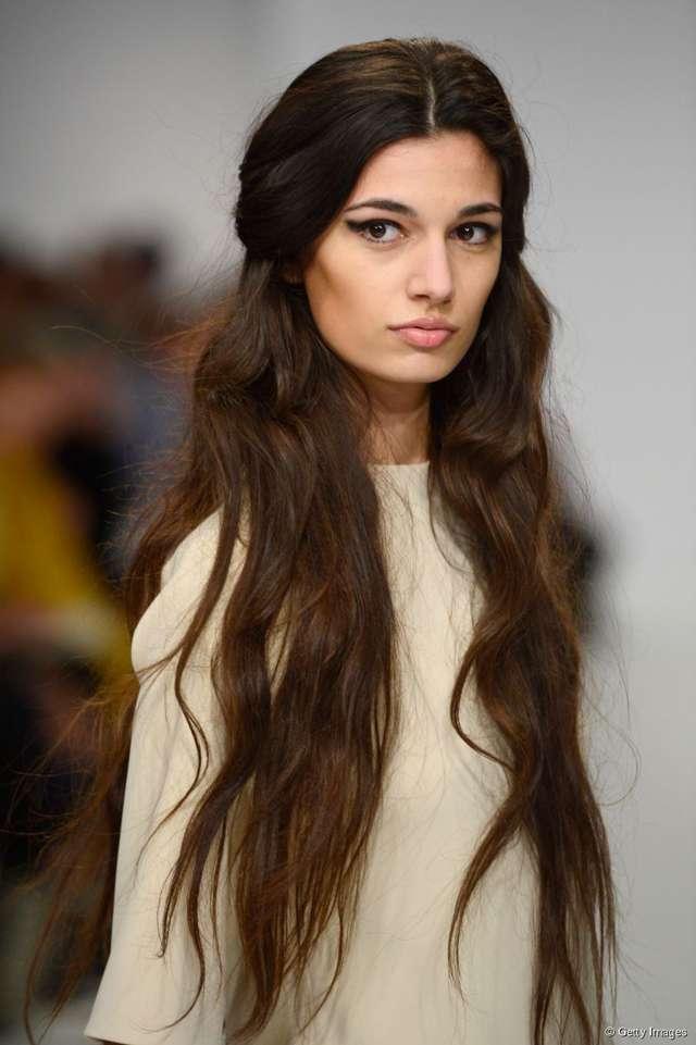 foto di capelli belli