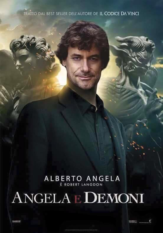 impazzite per Alberto Angela