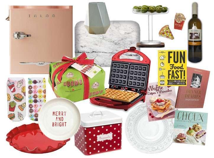 Idee Regalo Natale Cibo.Idee Regalo Di Natale Per Chi Ama Mangiare E Cucinare Vita