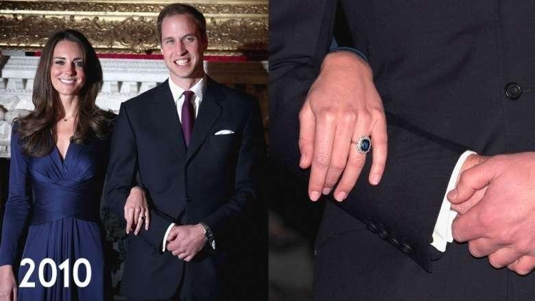 la ricchezza ci fa belle Kate Middleton